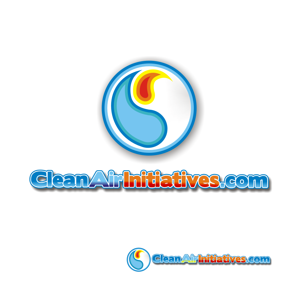 Logo Design by vector.five - Entry No. 25 in the Logo Design Contest www.CleanAirInitiatives.com.
