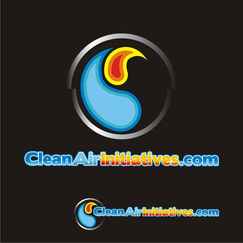 Logo Design by vector.five - Entry No. 26 in the Logo Design Contest www.CleanAirInitiatives.com.