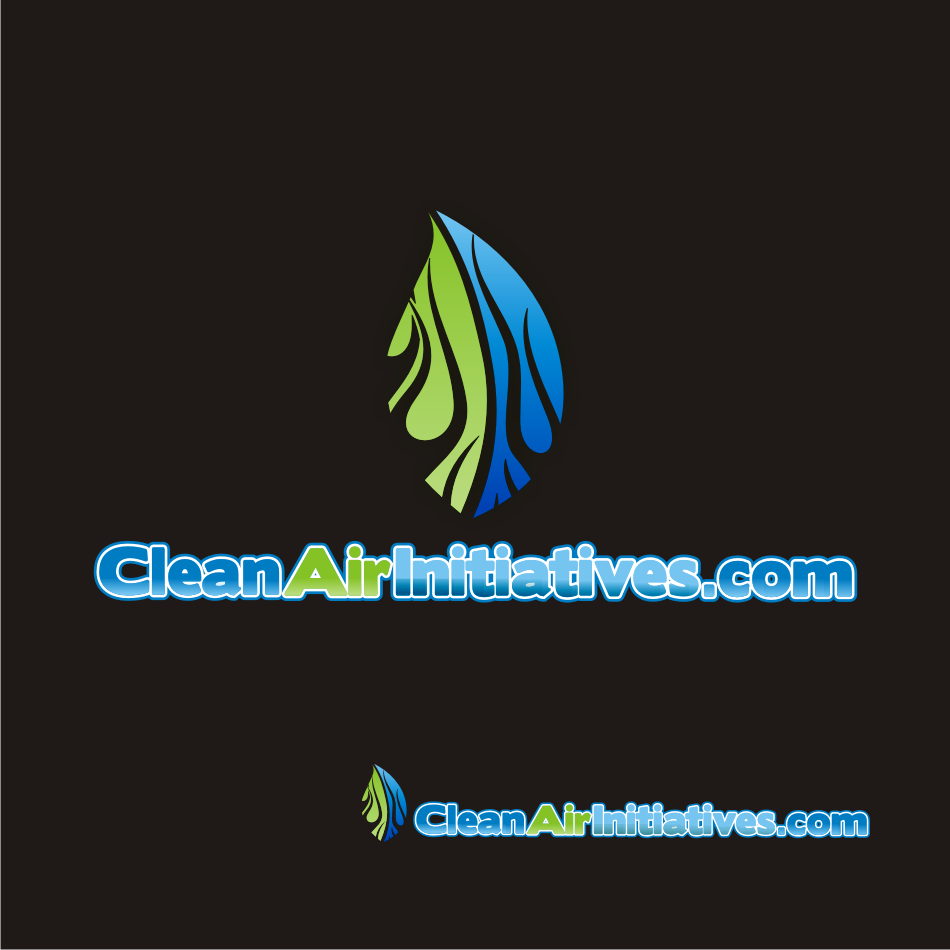 Logo Design by vector.five - Entry No. 27 in the Logo Design Contest www.CleanAirInitiatives.com.