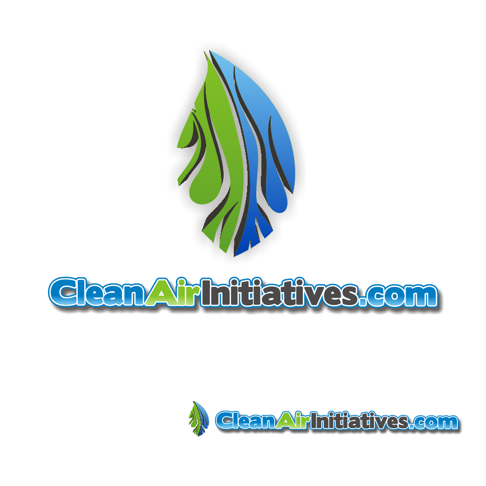Logo Design by vector.five - Entry No. 28 in the Logo Design Contest www.CleanAirInitiatives.com.