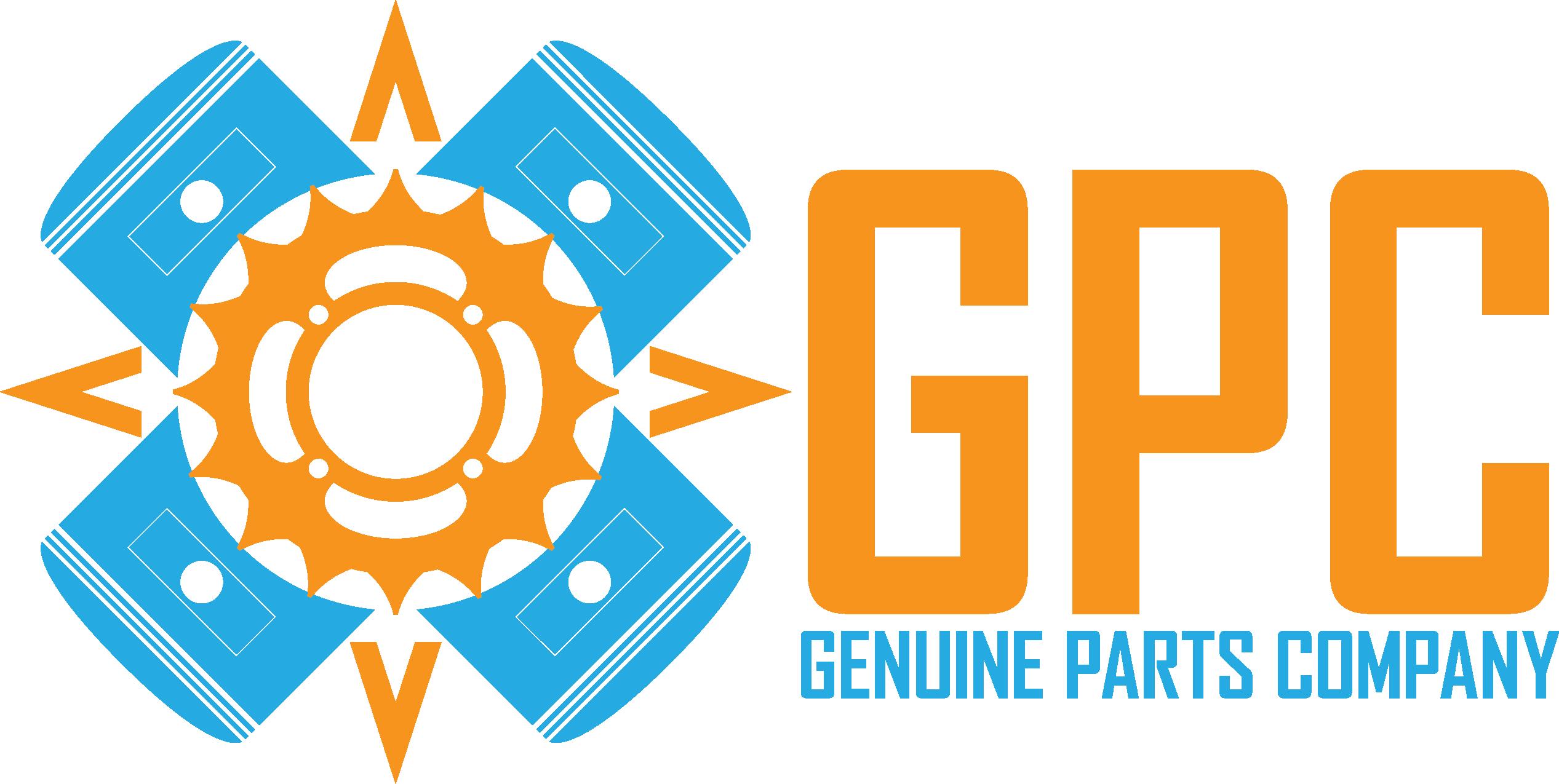 Logo Design by RG Nauj Solrak Opmaco - Entry No. 38 in the Logo Design Contest Captivating Logo Design for Genuine Parts Company.