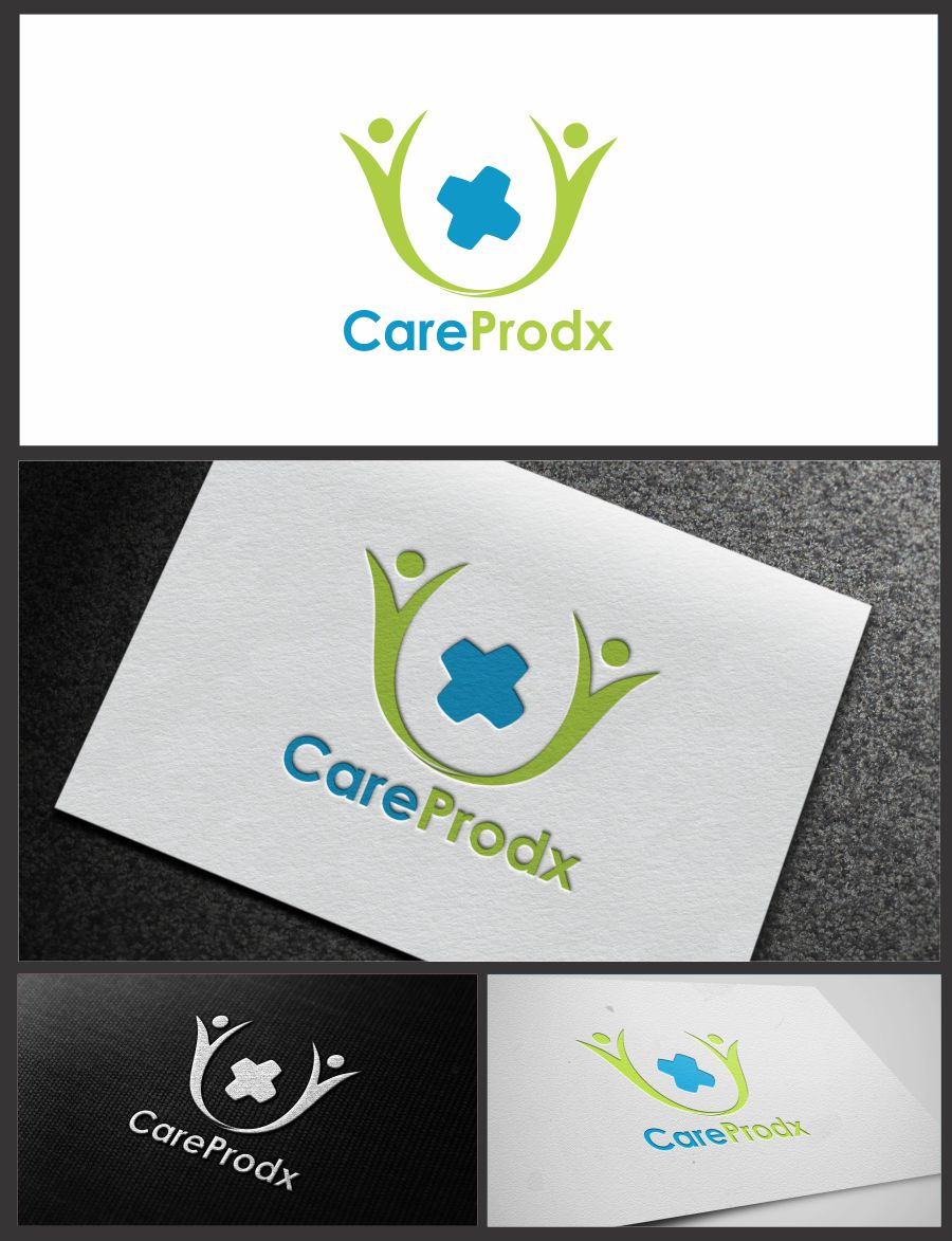 Logo Design by Nasir Shah - Entry No. 32 in the Logo Design Contest Creative Logo Design for CareProdx.com.