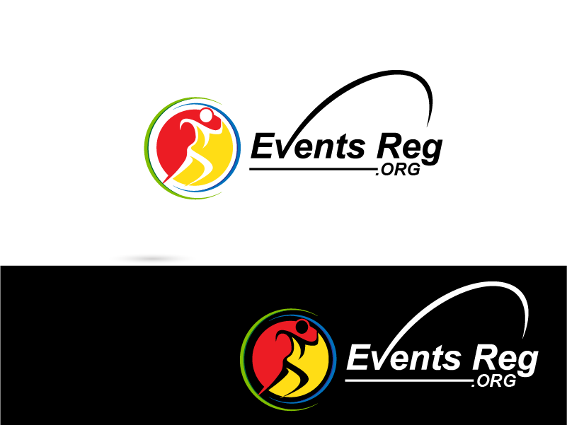 Logo Design by Private User - Entry No. 33 in the Logo Design Contest Imaginative Logo Design for Events Reg.Org.