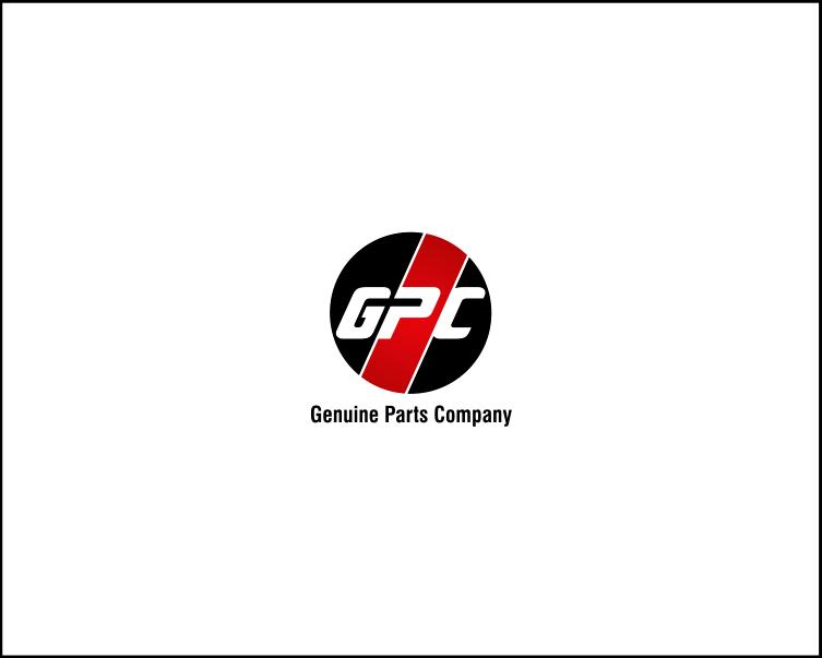 Logo Design by Armada Jamaluddin - Entry No. 57 in the Logo Design Contest Captivating Logo Design for Genuine Parts Company.