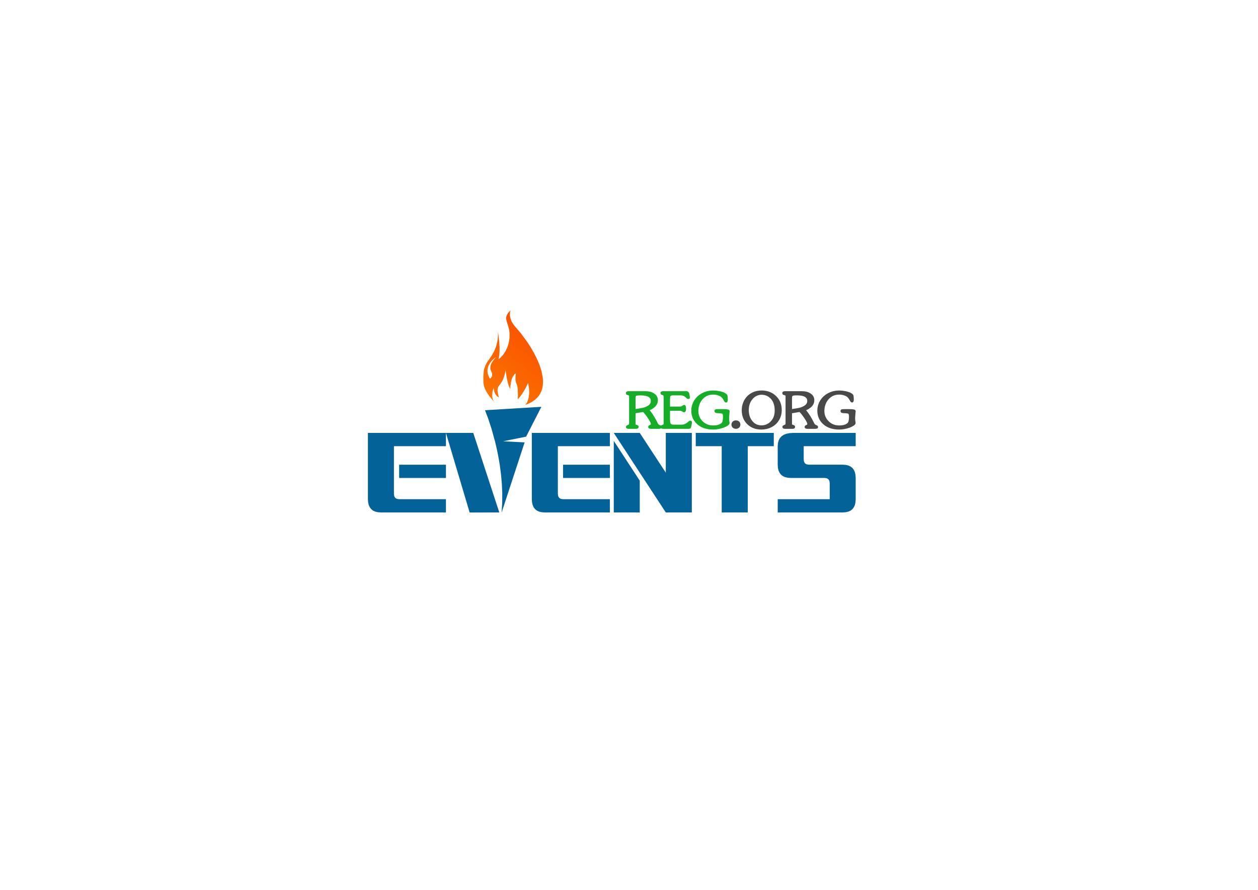 Logo Design by Mitchel Goset Baruel - Entry No. 54 in the Logo Design Contest Imaginative Logo Design for Events Reg.Org.