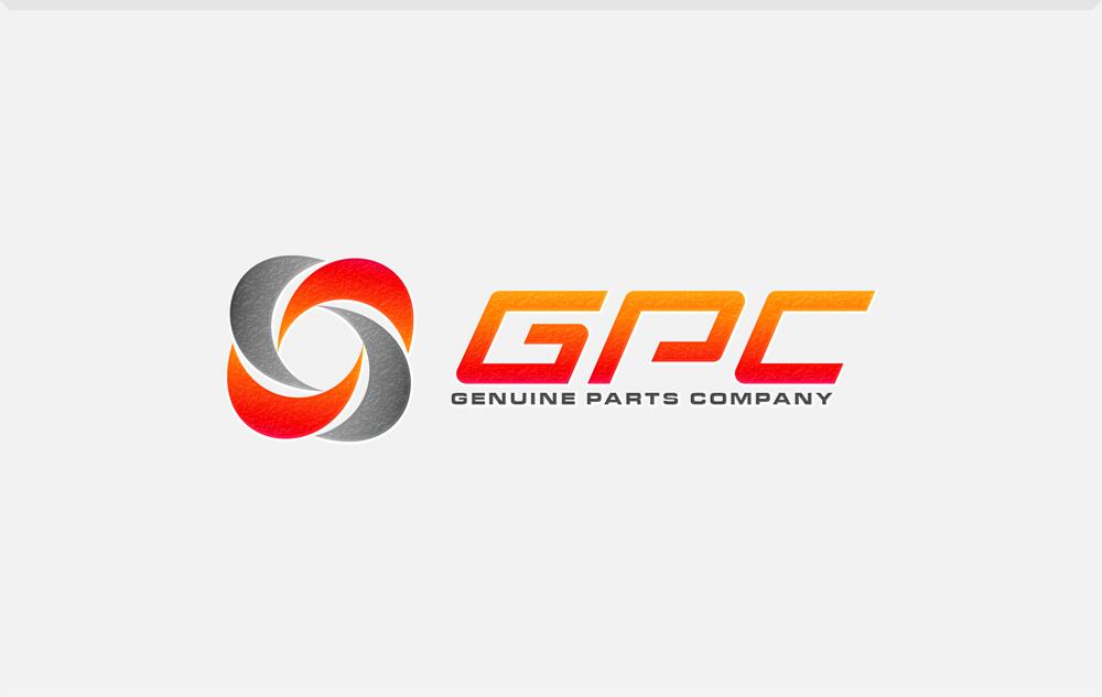Logo Design by danelav - Entry No. 84 in the Logo Design Contest Captivating Logo Design for Genuine Parts Company.
