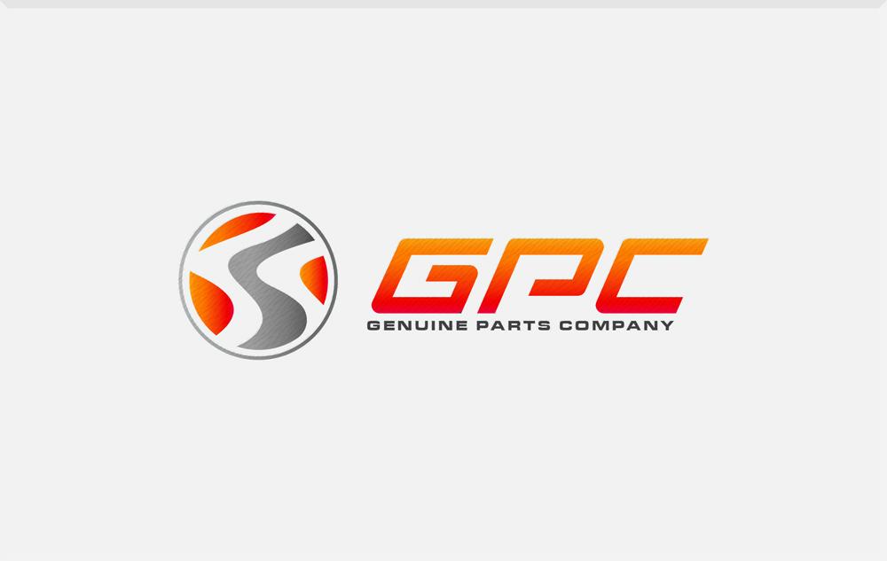 Logo Design by danelav - Entry No. 89 in the Logo Design Contest Captivating Logo Design for Genuine Parts Company.