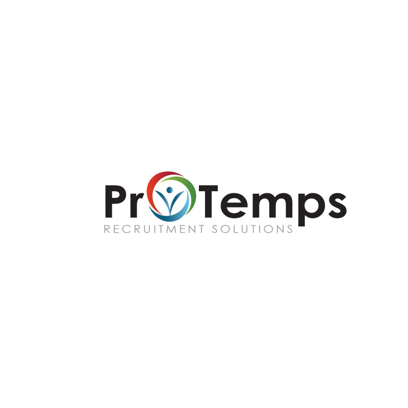 Logo Design by Private User - Entry No. 16 in the Logo Design Contest Logo Design for ProTemps Recruitment Solutions.