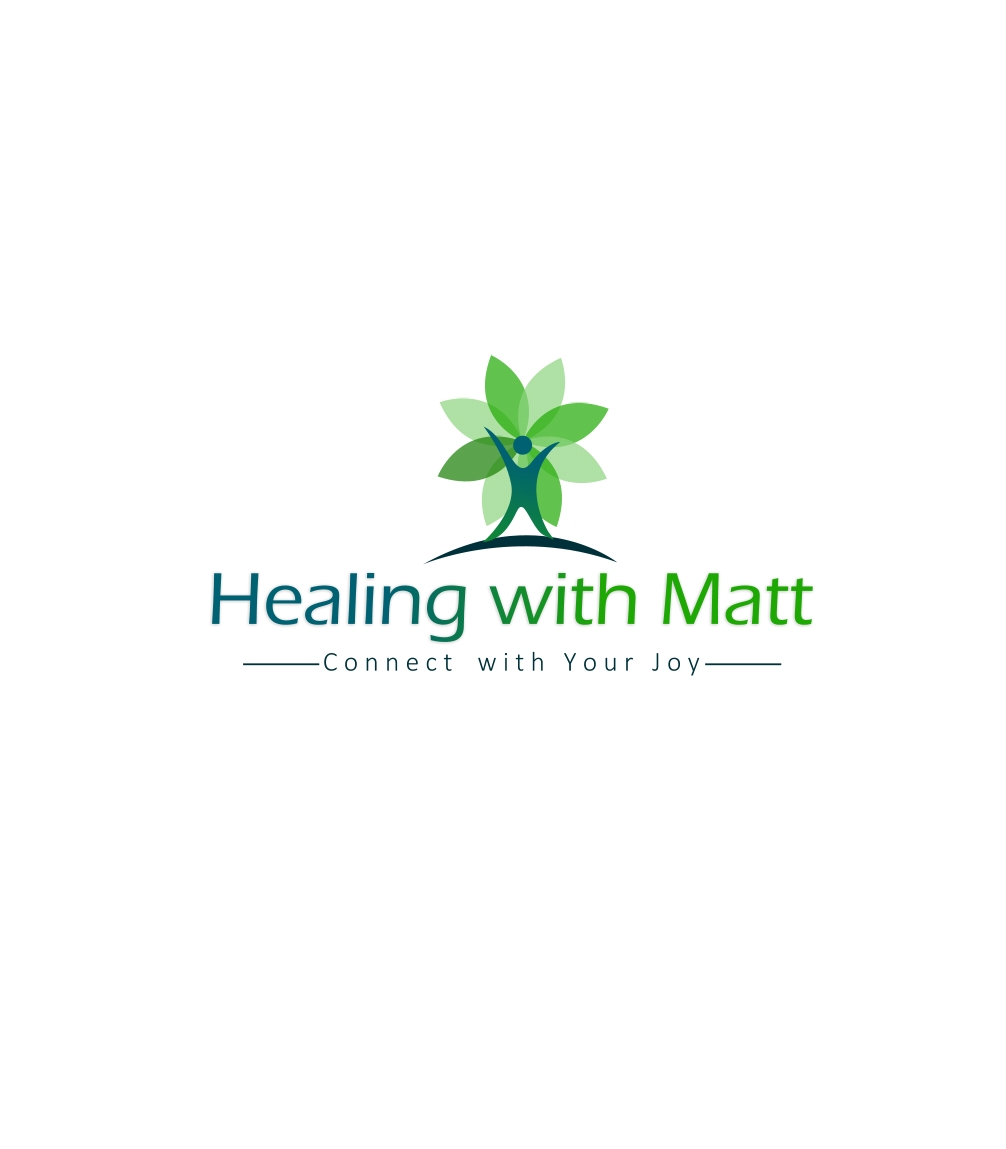Logo Design by Private User - Entry No. 53 in the Logo Design Contest Captivating Logo Design for Healing with Matt.