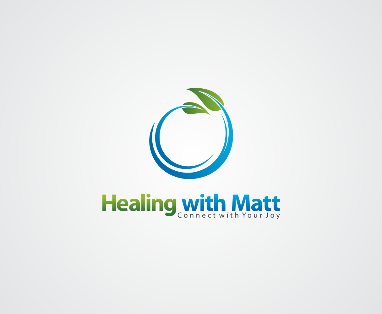 Logo Design by SonyArt - Entry No. 56 in the Logo Design Contest Captivating Logo Design for Healing with Matt.