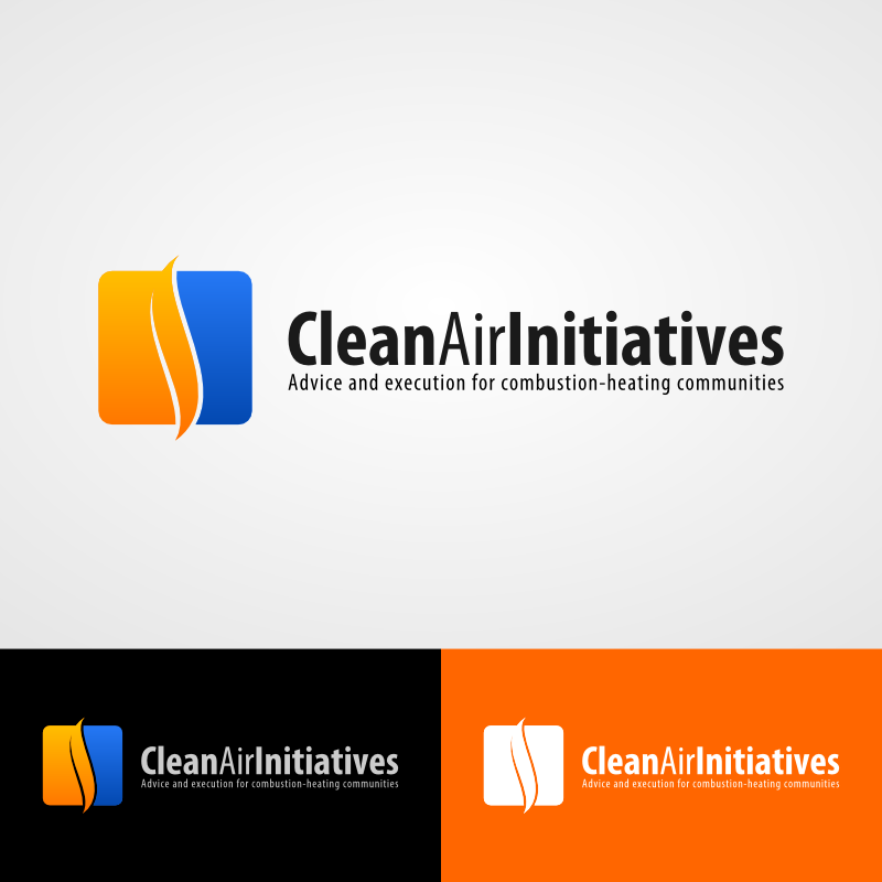 Logo Design by Andrean Susanto - Entry No. 36 in the Logo Design Contest www.CleanAirInitiatives.com.