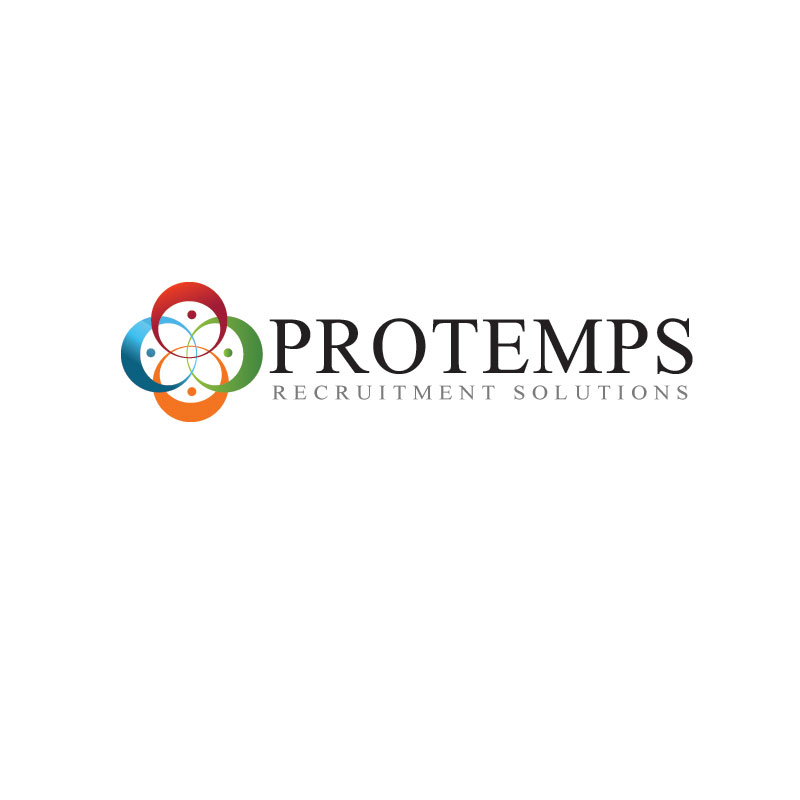 Logo Design by Private User - Entry No. 65 in the Logo Design Contest Logo Design for ProTemps Recruitment Solutions.