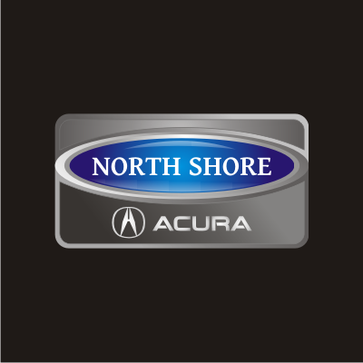 Logo Design by igepe - Entry No. 8 in the Logo Design Contest North Shore Acura/Formerly Dennison Chevrolet.