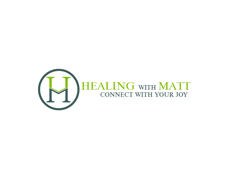Logo Design by brands_in - Entry No. 80 in the Logo Design Contest Captivating Logo Design for Healing with Matt.