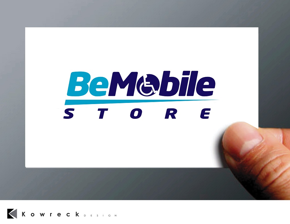 Logo Design by kowreck - Entry No. 29 in the Logo Design Contest Captivating Logo Design for Be Mobile Store.