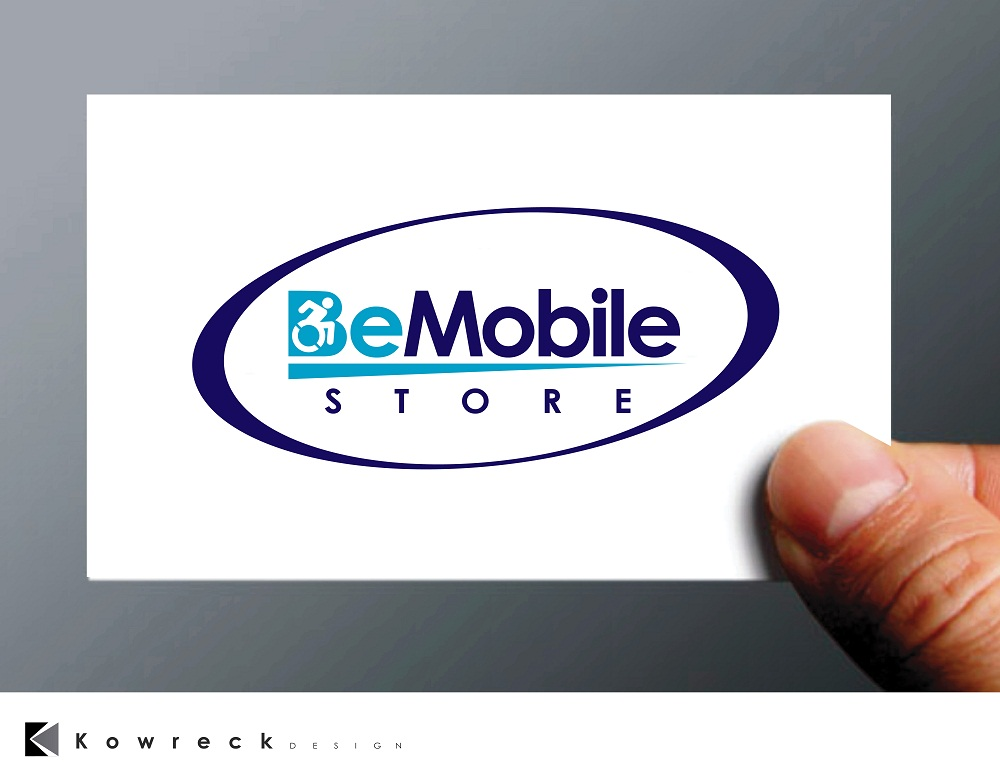 Logo Design by kowreck - Entry No. 41 in the Logo Design Contest Captivating Logo Design for Be Mobile Store.