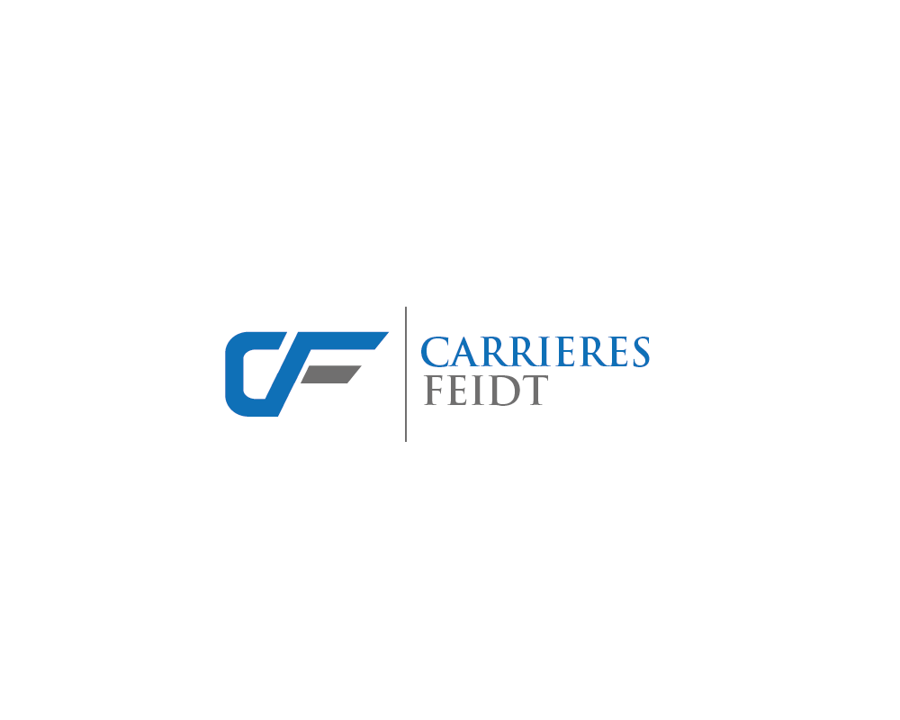 Logo Design by roc - Entry No. 18 in the Logo Design Contest Carrieres Feidt Logo Design.