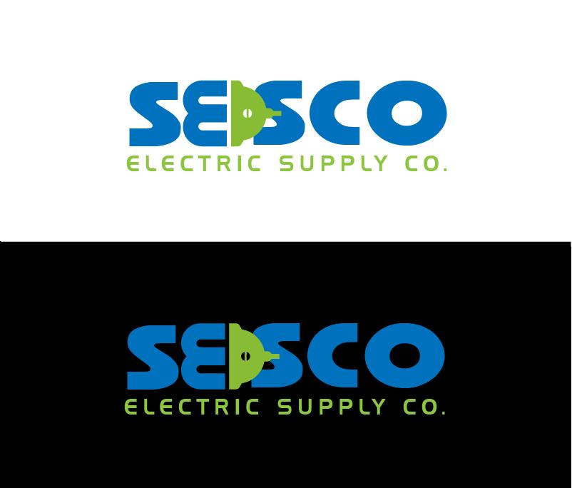Logo Design by Private User - Entry No. 32 in the Logo Design Contest SESCO Electric Supply Co. Logo Design.