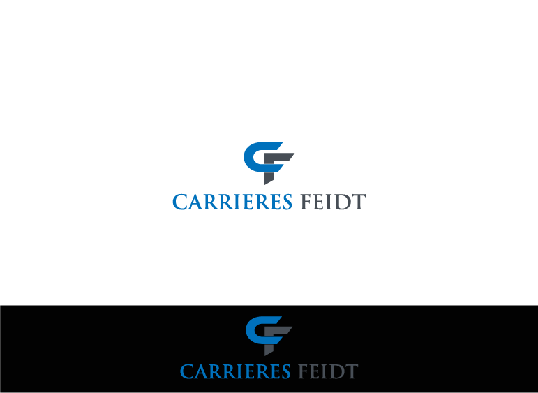 Logo Design by Private User - Entry No. 26 in the Logo Design Contest Carrieres Feidt Logo Design.