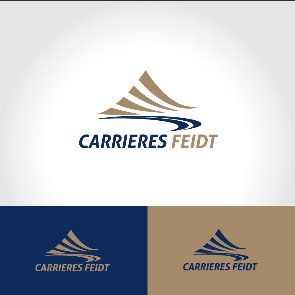 Logo Design by rockin - Entry No. 32 in the Logo Design Contest Carrieres Feidt Logo Design.