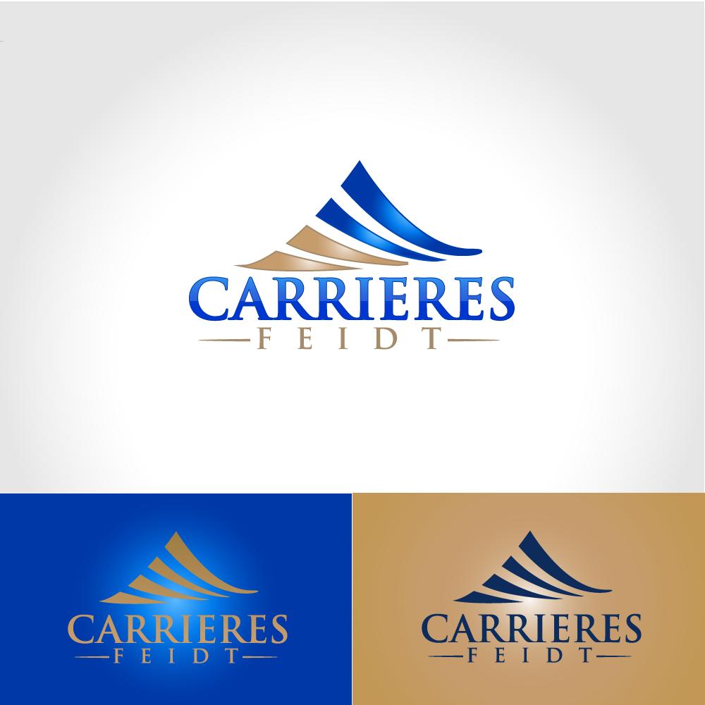 Logo Design by rockin - Entry No. 34 in the Logo Design Contest Carrieres Feidt Logo Design.