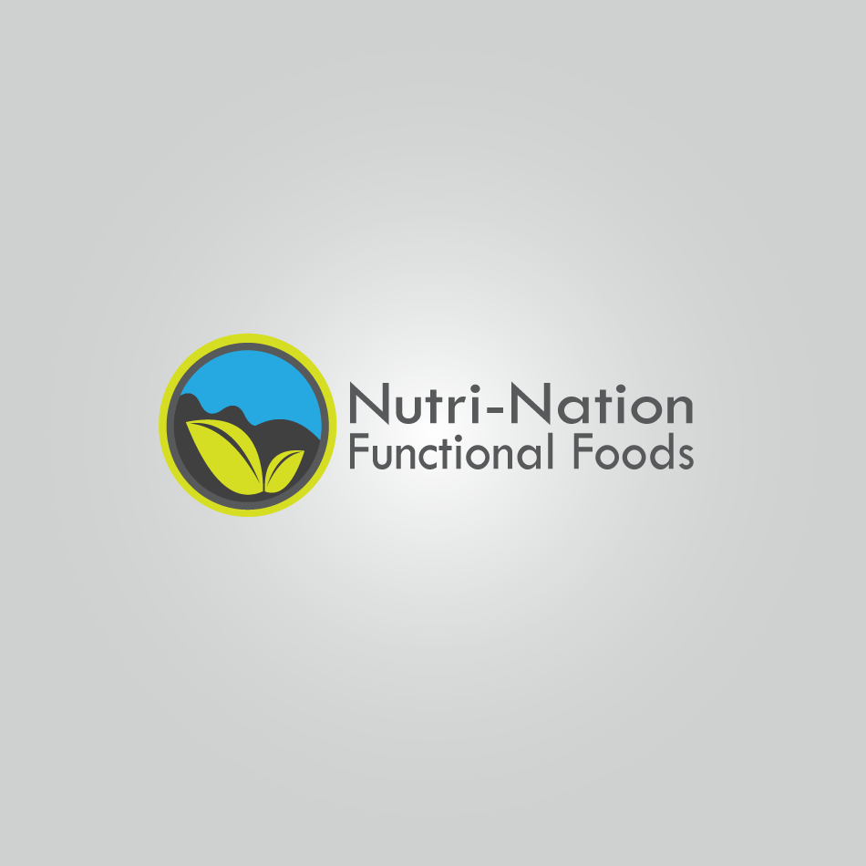 Logo Design by moonflower - Entry No. 5 in the Logo Design Contest Nutri-Nation Functional Foods Logo.