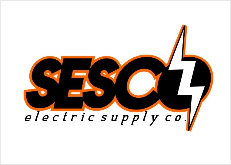Logo Design by Private User - Entry No. 50 in the Logo Design Contest SESCO Electric Supply Co. Logo Design.