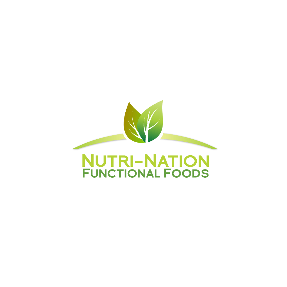 Logo Design by moonflower - Entry No. 7 in the Logo Design Contest Nutri-Nation Functional Foods Logo.
