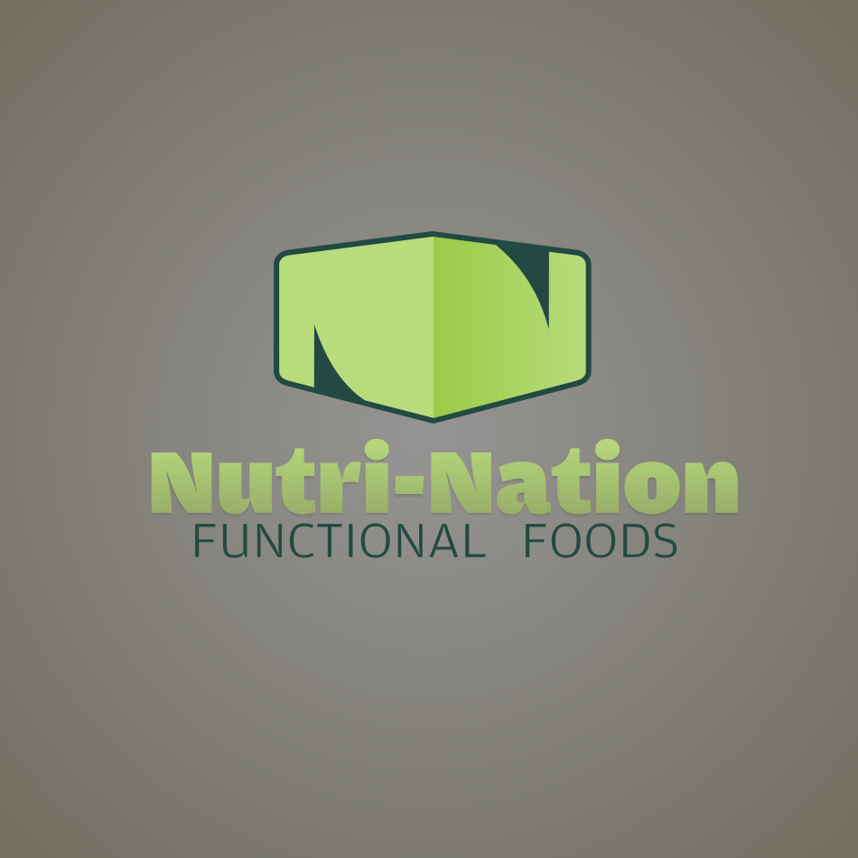 Logo Design by Autoanswer - Entry No. 8 in the Logo Design Contest Nutri-Nation Functional Foods Logo.