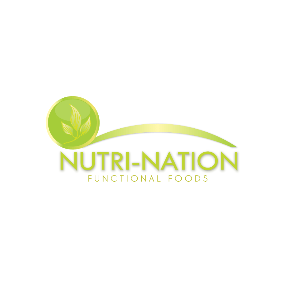 Logo Design by moonflower - Entry No. 15 in the Logo Design Contest Nutri-Nation Functional Foods Logo.