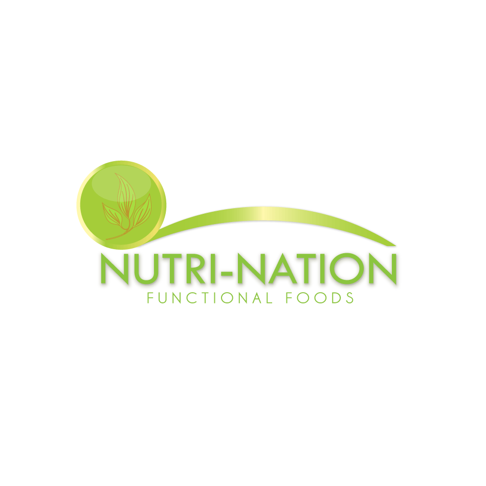 Logo Design by moonflower - Entry No. 17 in the Logo Design Contest Nutri-Nation Functional Foods Logo.