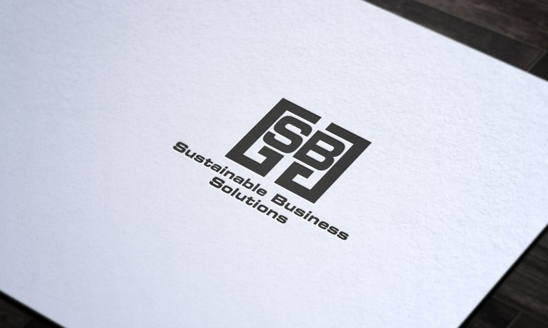 Logo Design by Private User - Entry No. 35 in the Logo Design Contest Sustainable Business Solutions Logo Design.