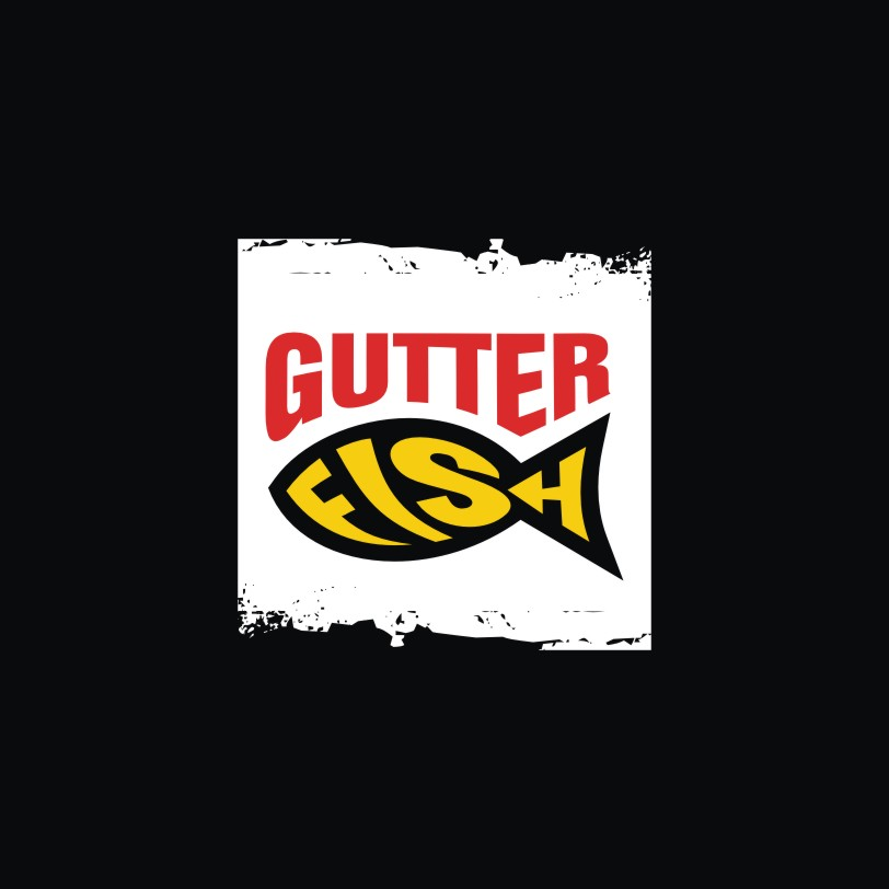 Logo Design by Private User - Entry No. 12 in the Logo Design Contest Captivating Logo Design for Gutter Fish.
