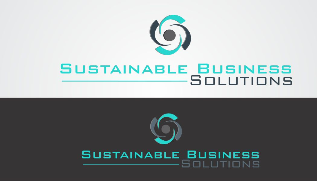 Logo Design by Vallabh Vinerkar - Entry No. 37 in the Logo Design Contest Sustainable Business Solutions Logo Design.