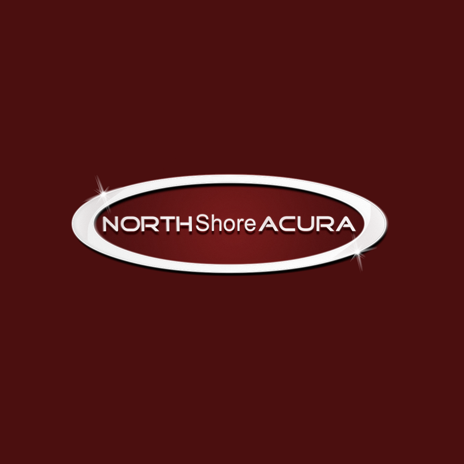 Logo Design by luwabu - Entry No. 13 in the Logo Design Contest North Shore Acura/Formerly Dennison Chevrolet.