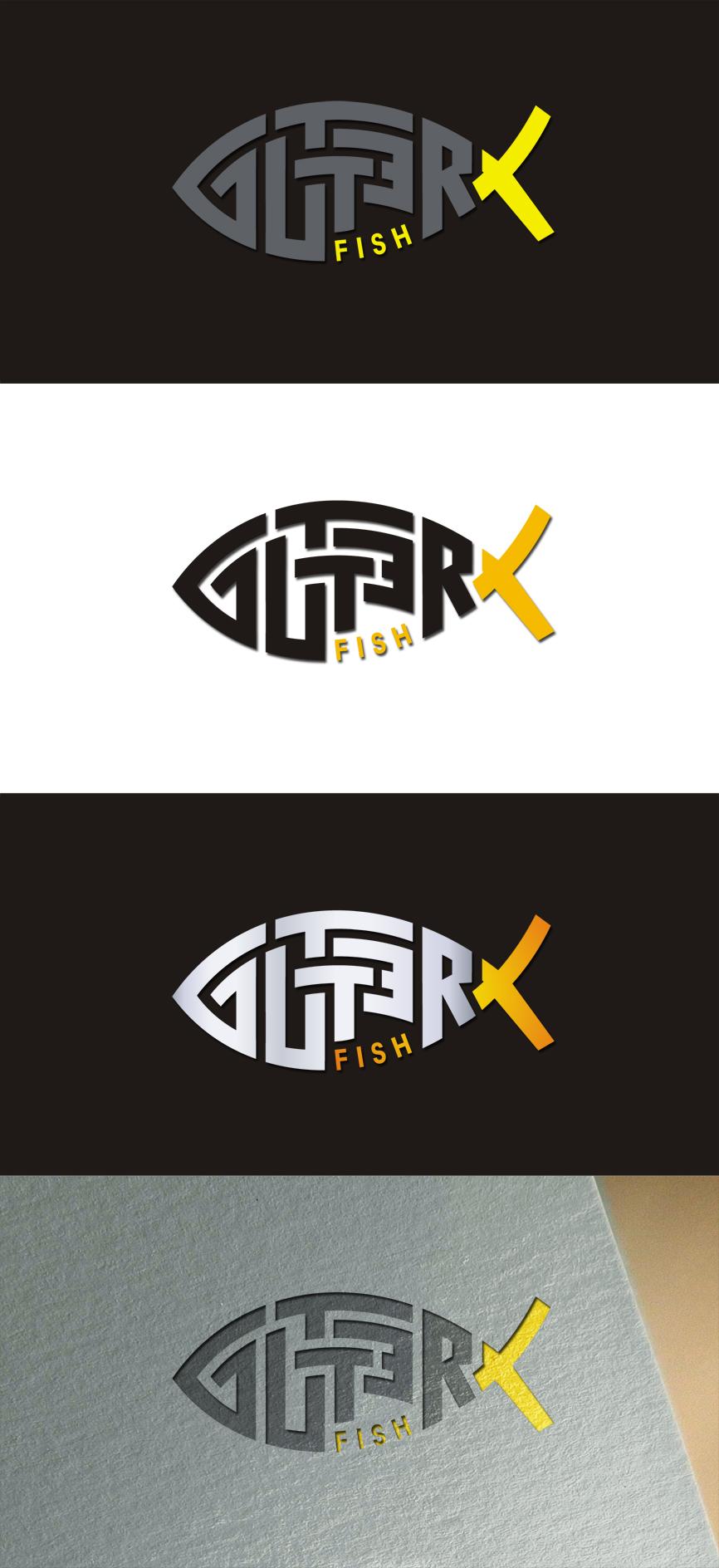 Logo Design by RasYa Muhammad Athaya - Entry No. 32 in the Logo Design Contest Captivating Logo Design for Gutter Fish.