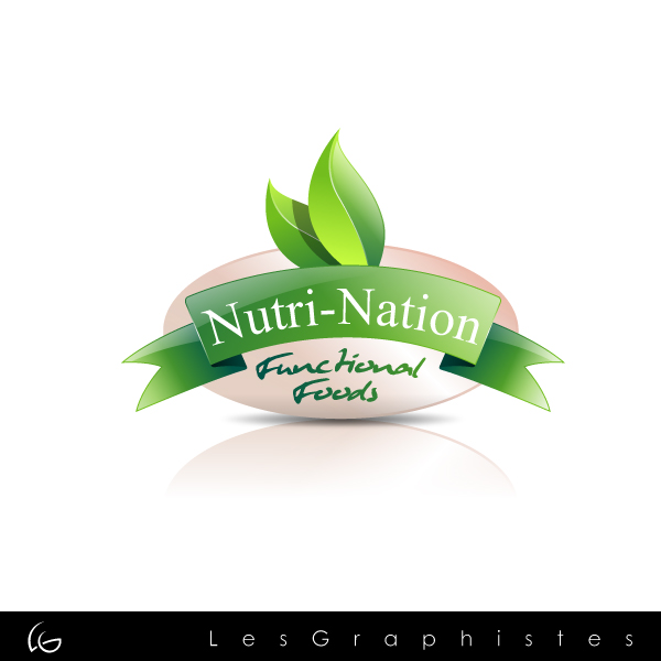 Logo Design Contests Nutri Nation Functional Foods Logo Design No 24 By Les Graphistes Hiretheworld