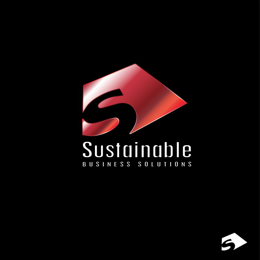 Logo Design by limix - Entry No. 48 in the Logo Design Contest Sustainable Business Solutions Logo Design.
