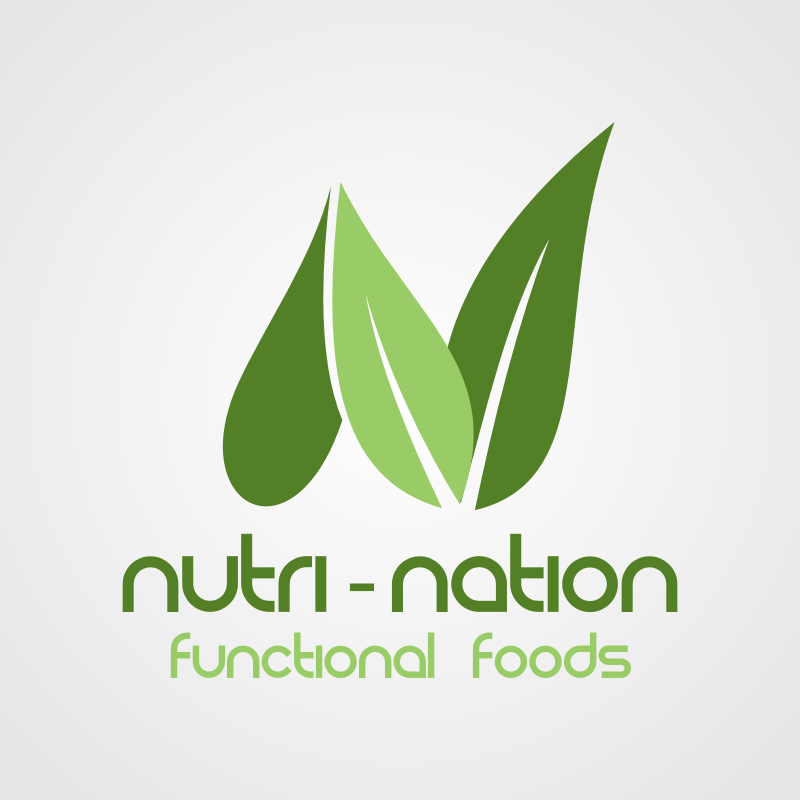 Logo Design by Rudy - Entry No. 26 in the Logo Design Contest Nutri-Nation Functional Foods Logo.