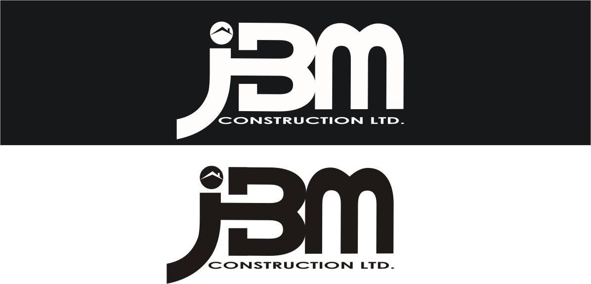 Logo Design by alsor65 - Entry No. 19 in the Logo Design Contest Imaginative Logo Design for JBM Construction ltd..