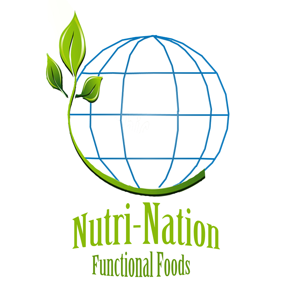 Logo Design by megan - Entry No. 29 in the Logo Design Contest Nutri-Nation Functional Foods Logo.