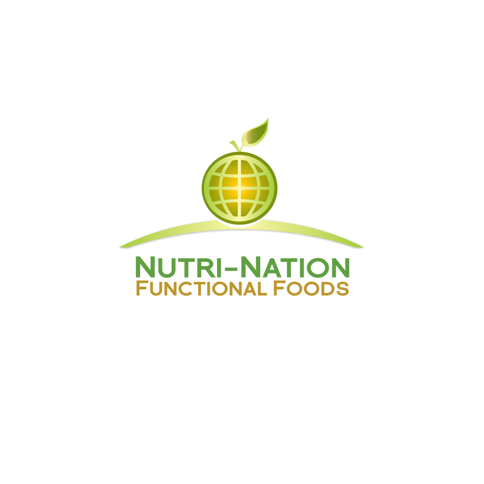 Logo Design by moonflower - Entry No. 32 in the Logo Design Contest Nutri-Nation Functional Foods Logo.