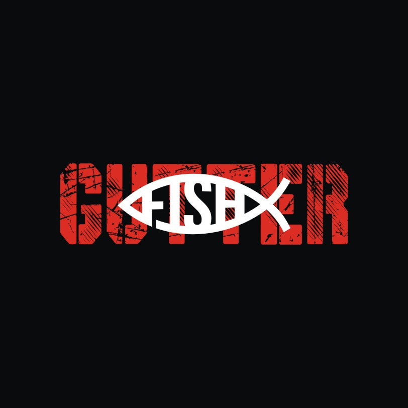 Logo Design by Private User - Entry No. 63 in the Logo Design Contest Captivating Logo Design for Gutter Fish.