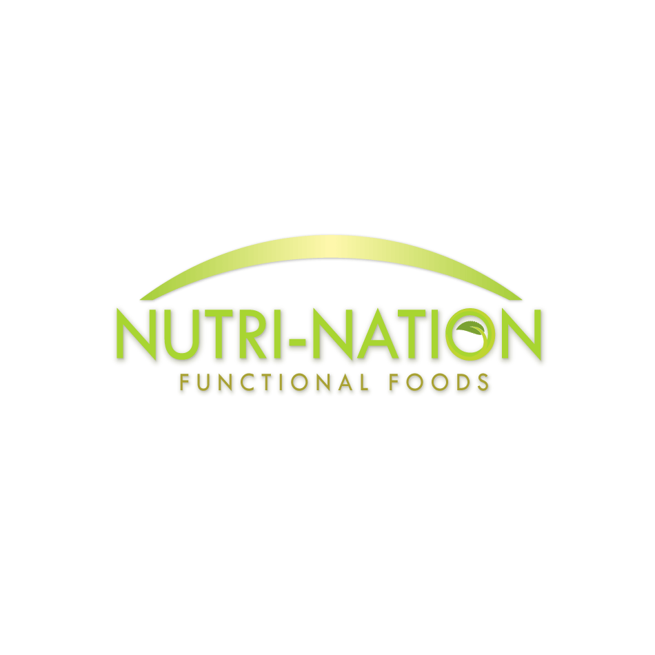 Logo Design by moonflower - Entry No. 34 in the Logo Design Contest Nutri-Nation Functional Foods Logo.
