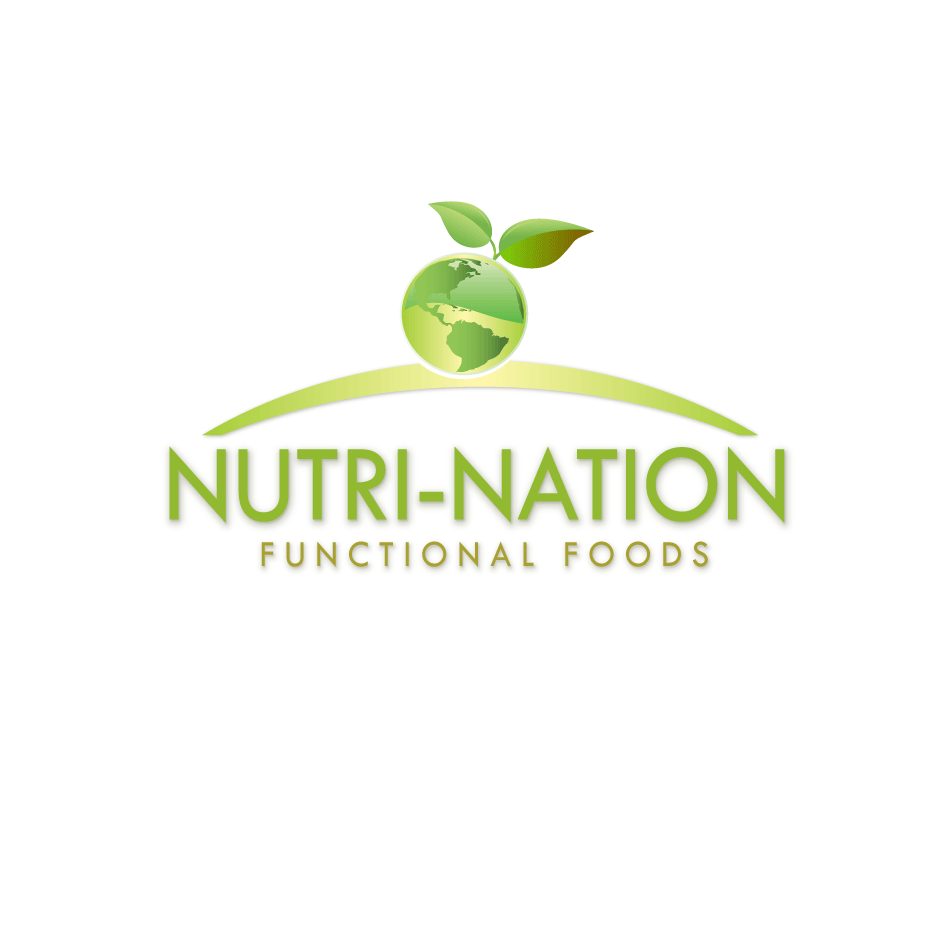 Logo Design by moonflower - Entry No. 35 in the Logo Design Contest Nutri-Nation Functional Foods Logo.