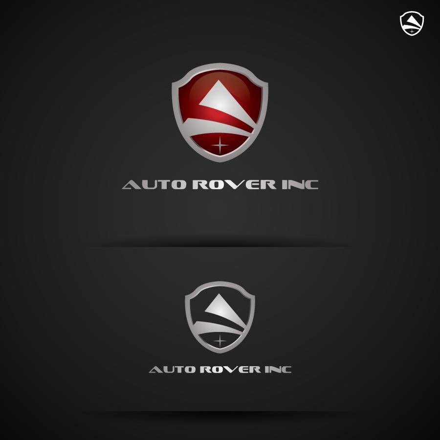Logo Design by zesthar - Entry No. 29 in the Logo Design Contest Auto Rover Logo Design.
