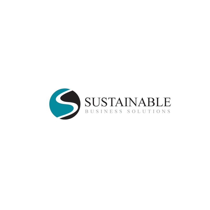 Logo Design by Private User - Entry No. 86 in the Logo Design Contest Sustainable Business Solutions Logo Design.