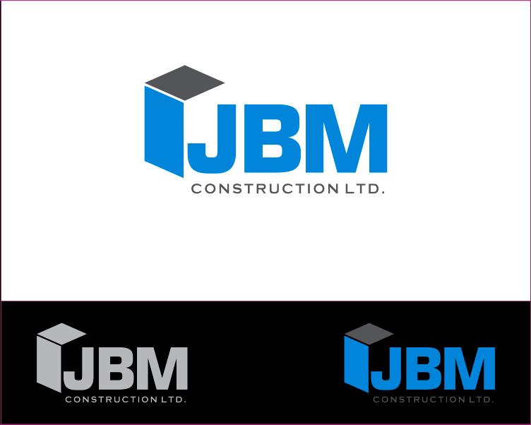 Logo Design by Armada Jamaluddin - Entry No. 37 in the Logo Design Contest Imaginative Logo Design for JBM Construction ltd..