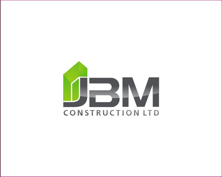Logo Design by Armada Jamaluddin - Entry No. 38 in the Logo Design Contest Imaginative Logo Design for JBM Construction ltd..