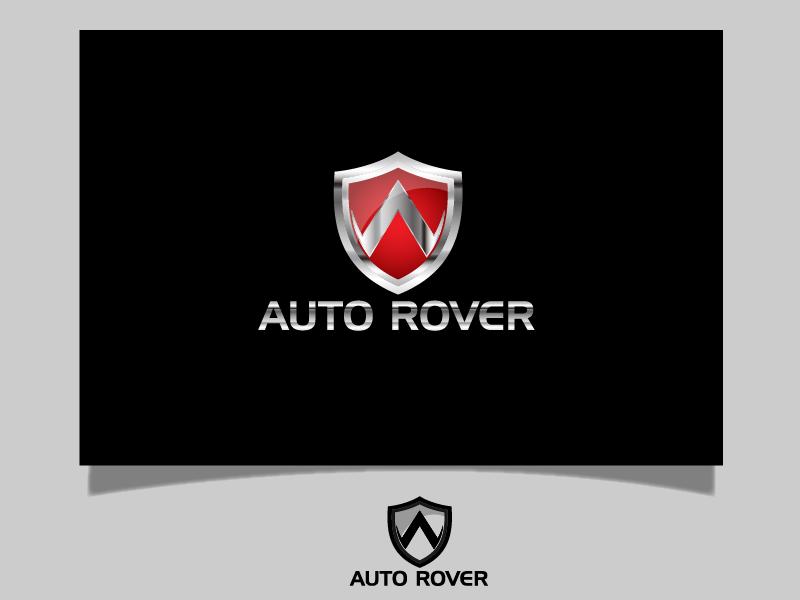 Logo Design by brands_in - Entry No. 35 in the Logo Design Contest Auto Rover Logo Design.
